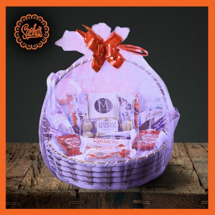 Chocolate gift basket large delivery all over karachi chocolate gift basket large negle Choice Image